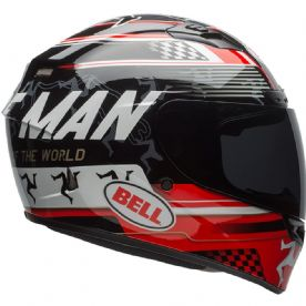 Bell DLX Qualifier Isle of Man Helmet